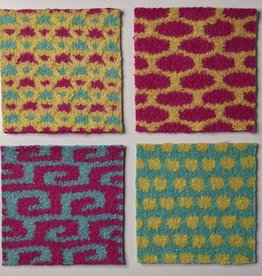 Beyond the Basics: Mosaic Knitting - Online via Zoom