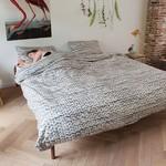Snurk Duvet Cover: Yarn