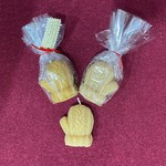 Beeswax Mitten Candle