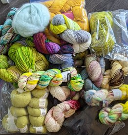 Stash Busting Workshop - Online via Zoom