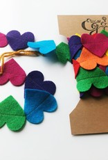 Emerald and Ginger Garlands