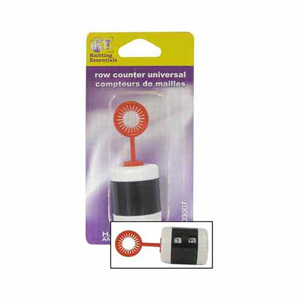 Knitting Essentials Universal Row Counter