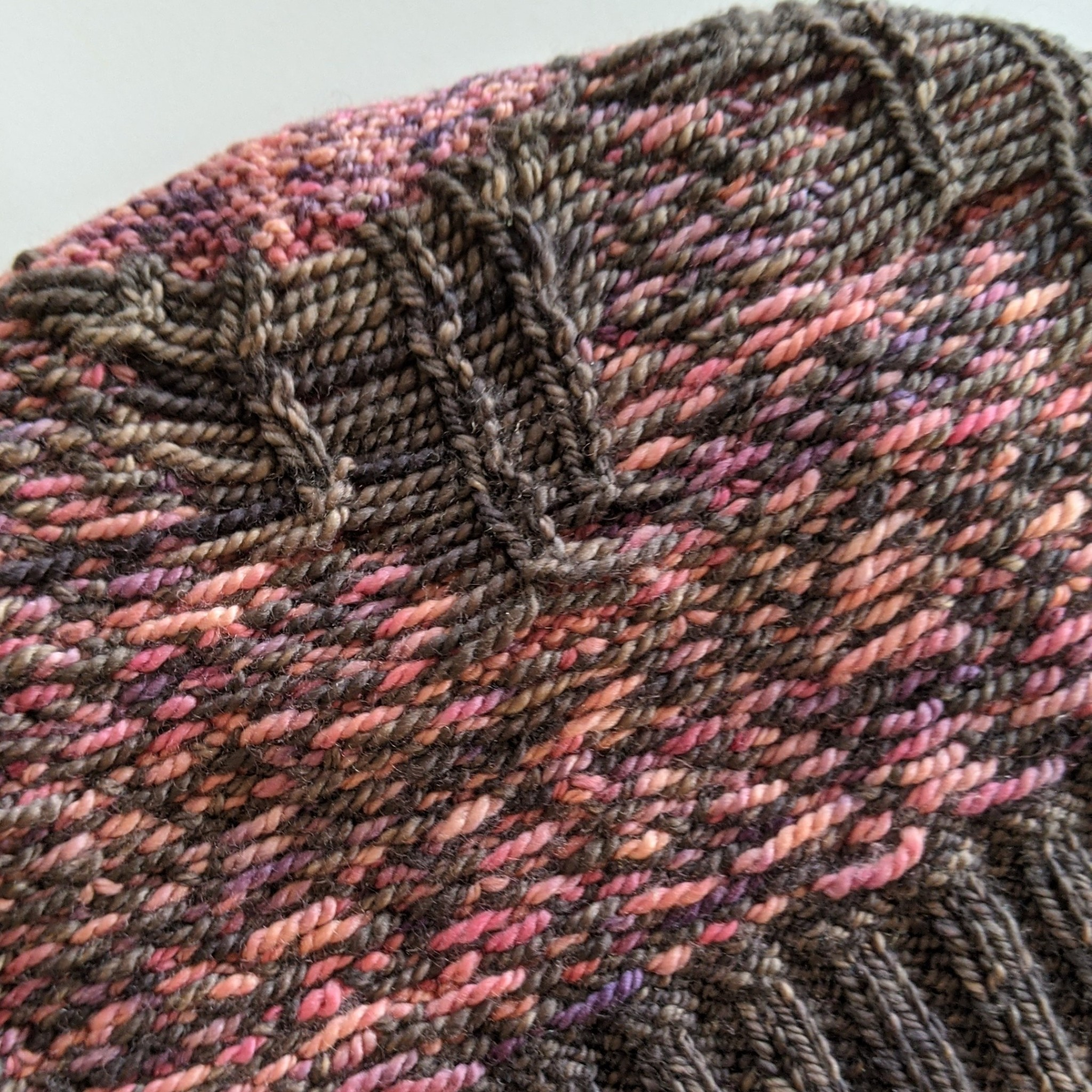 Beyond the Basics: Colourwork Alaska Hat - Online via Zoom