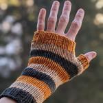 Next Steps Beginner Wrist Warmers Online via Zoom