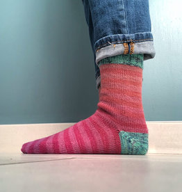 Tip Toe Up Sock Class - Online via Zoom