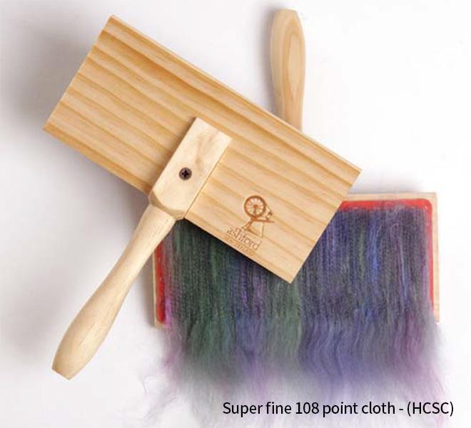 Ashford Hand Carder Small Cotton 108pp