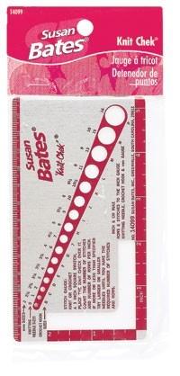 Susan Bates Knit Check