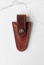 Thread & Maple Leather Scissor Sheath