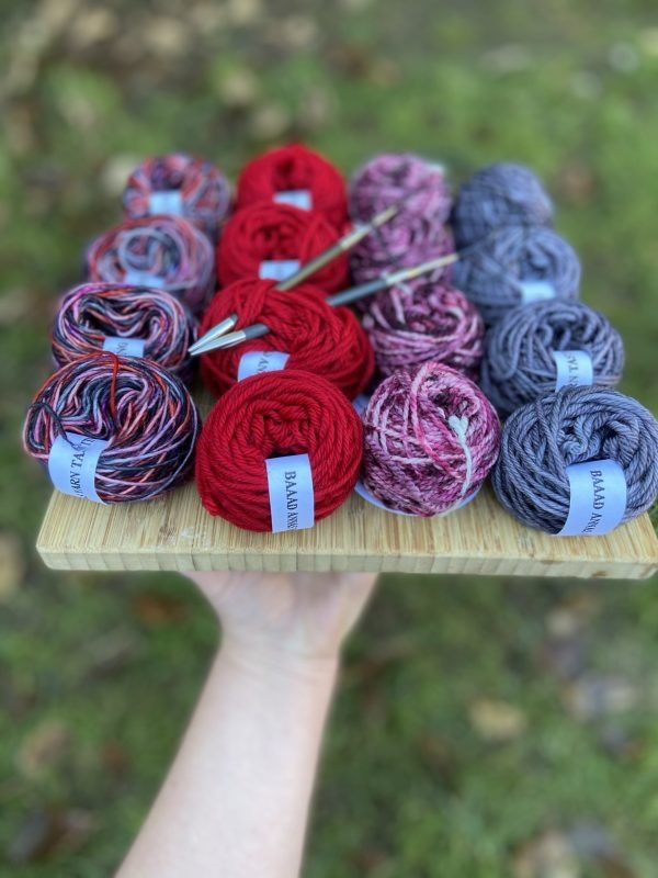Yarn Tasting Online April 2021