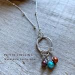 Purlsmith Circling Pendant Necklace