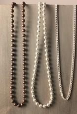"""Purlsmith Copper Ball Chain 24"""""""