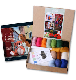 Needle Felting Kit - Full