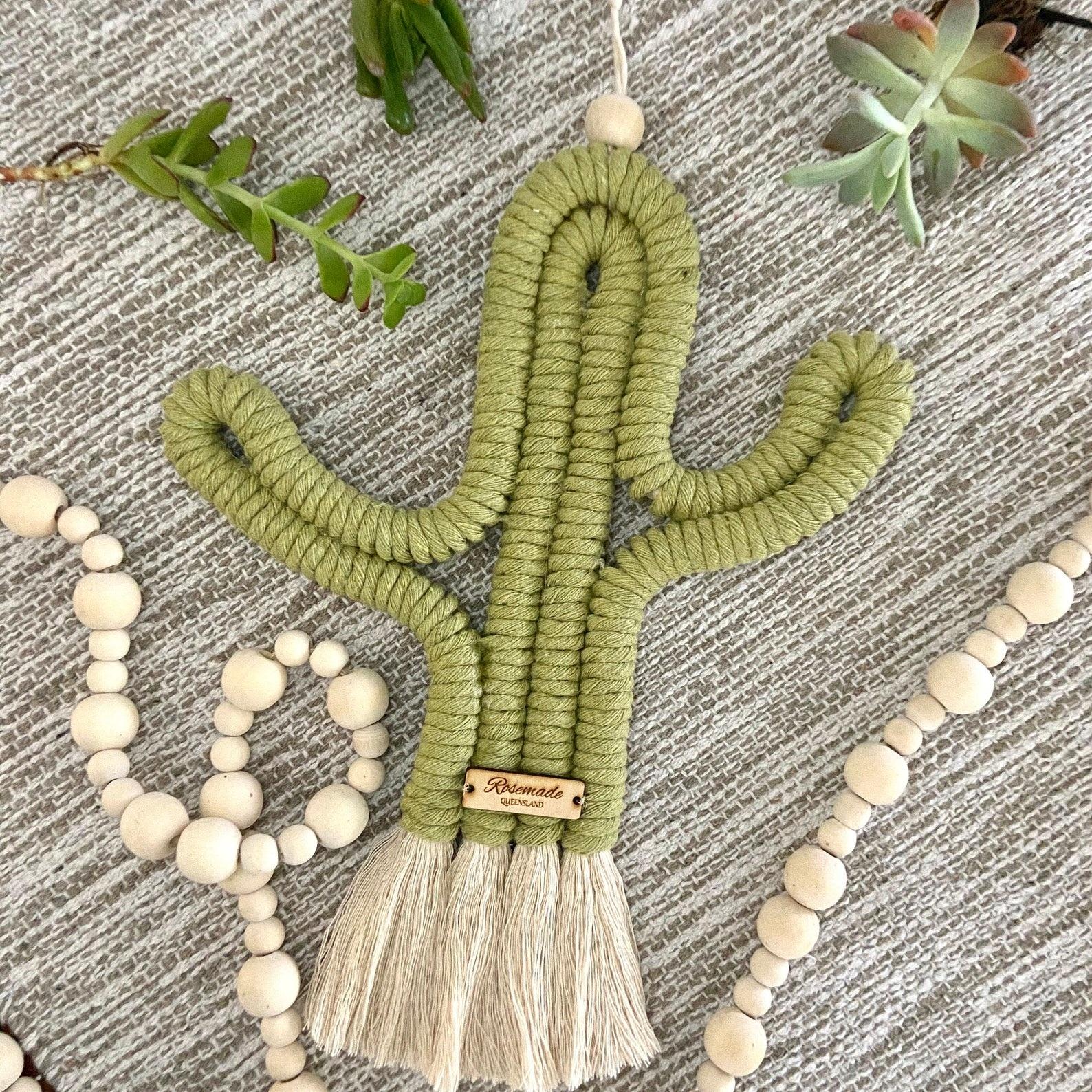 Rosemade Fibre Arts Cactus Kit