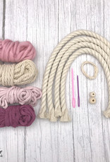 Rosemade Fibre Arts Rosemade Fibre Arts Rainbow Kit