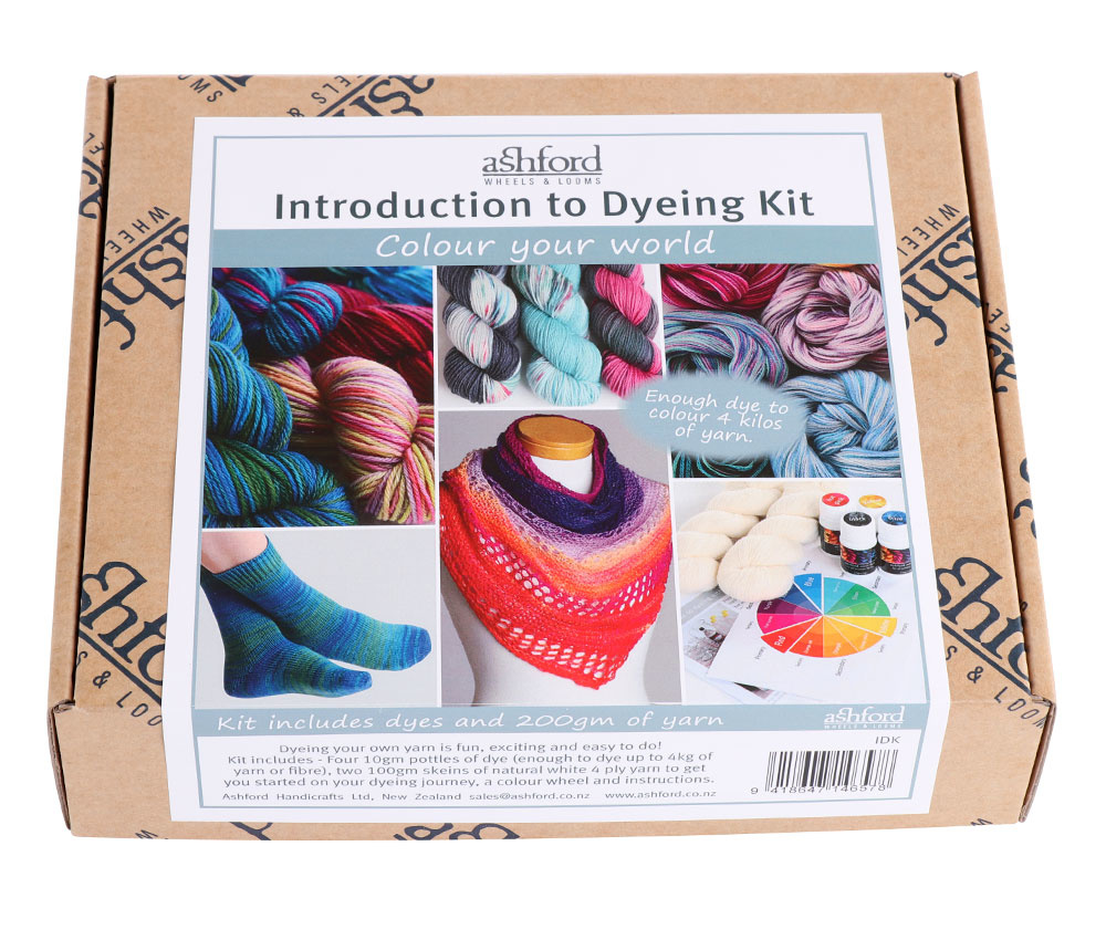 Ashford Introduction to Dyeing Kit