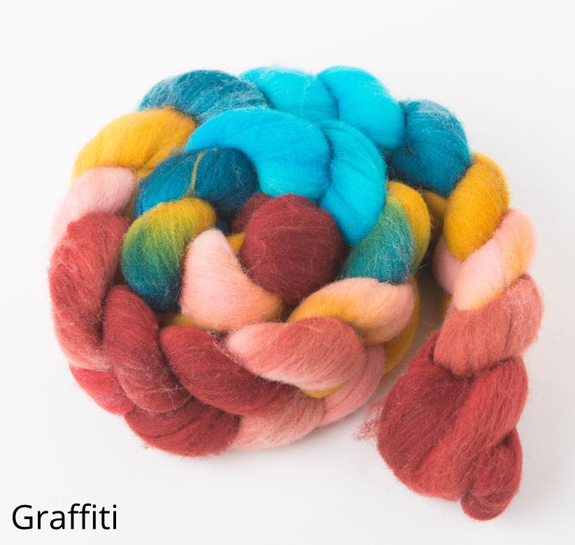 Crafty Jak's Boutique Crafty Jak's Fibre Targhee