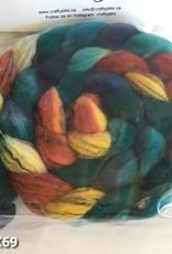 Crafty Jak's Boutique Crafty Jak's Fibre Merino/Tencel