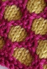 Beyond the Basics: Slingo Cowl Mosaic Knitting - Online via Zoom