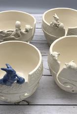 Talking Clay Yarn Bowl