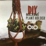 Sea Woven Macrame Plant Holder Kit