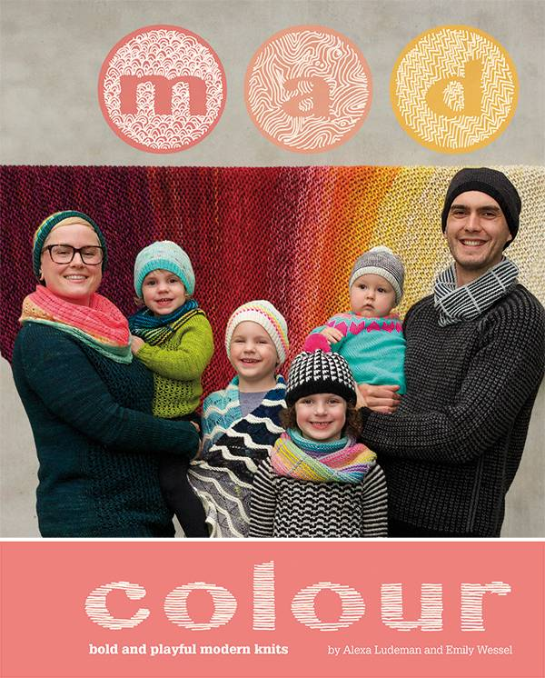 Tin Can Knits: Mad Colour