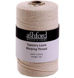 Tapestry Loom Warping Thread
