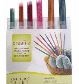 """Knitter's Pride Dreamz 6"""" DPN Set"""