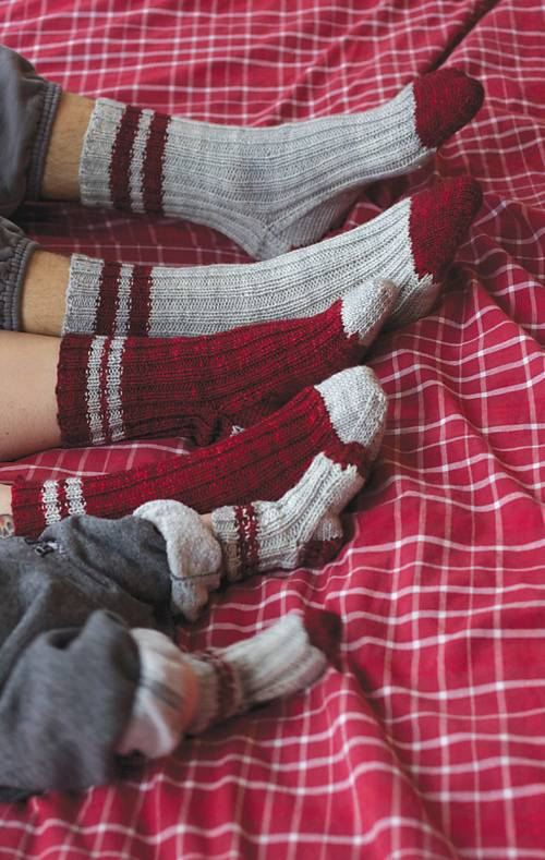 Tin Can Knits: 9 Months Of Knitting
