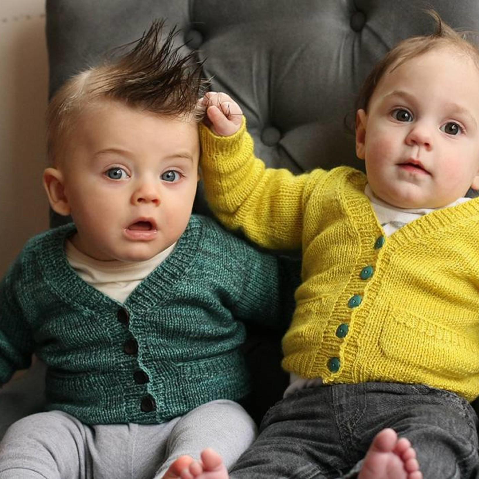 Tin Can Knits: Max & Bodhi's Wardrobe
