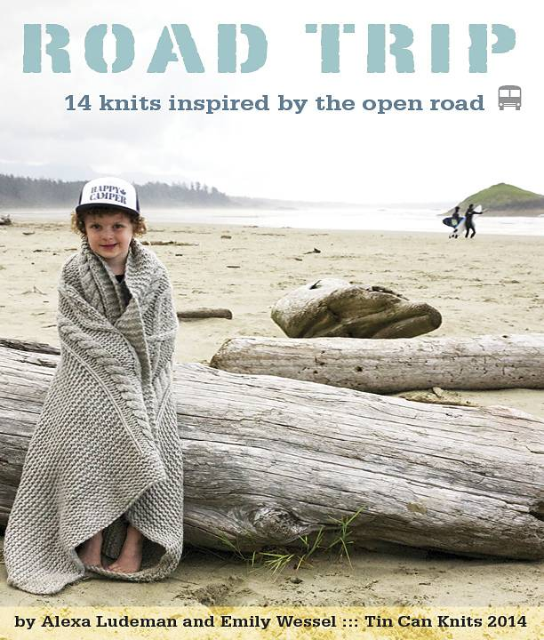 Tin Can Knits: Roadtrip