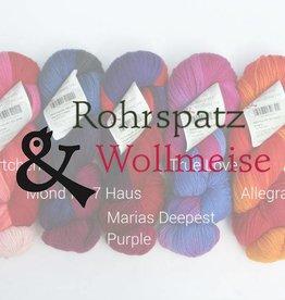 Rohrspatz & Wollmeise Wollmeise DK