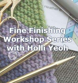 Holli Yeoh Fine Finishing Series