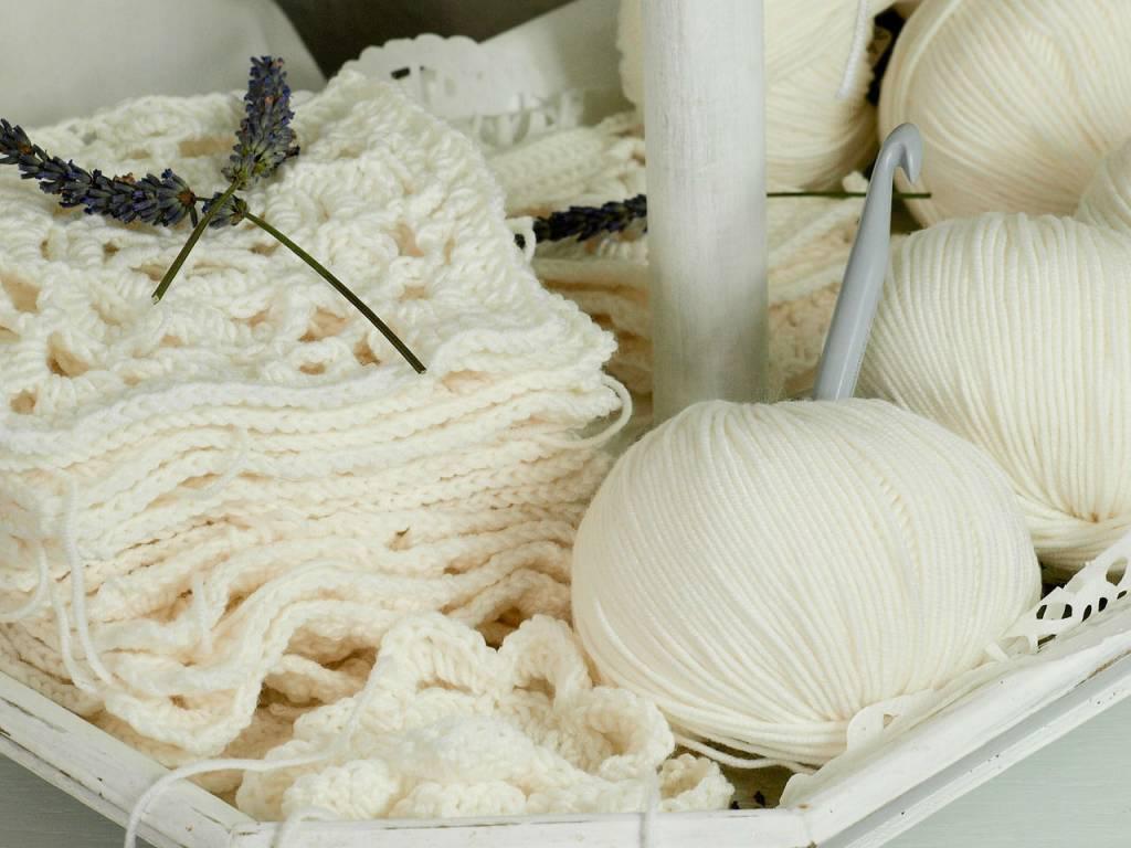 Baaad Anna's Yarn Store Beginner Crochet Class - Scrubby