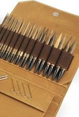 """Lykke Lykke 5"""" IC Umber Needle Set"""