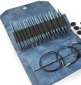"""Lykke 5"""" IC Indigo Needle Set"""