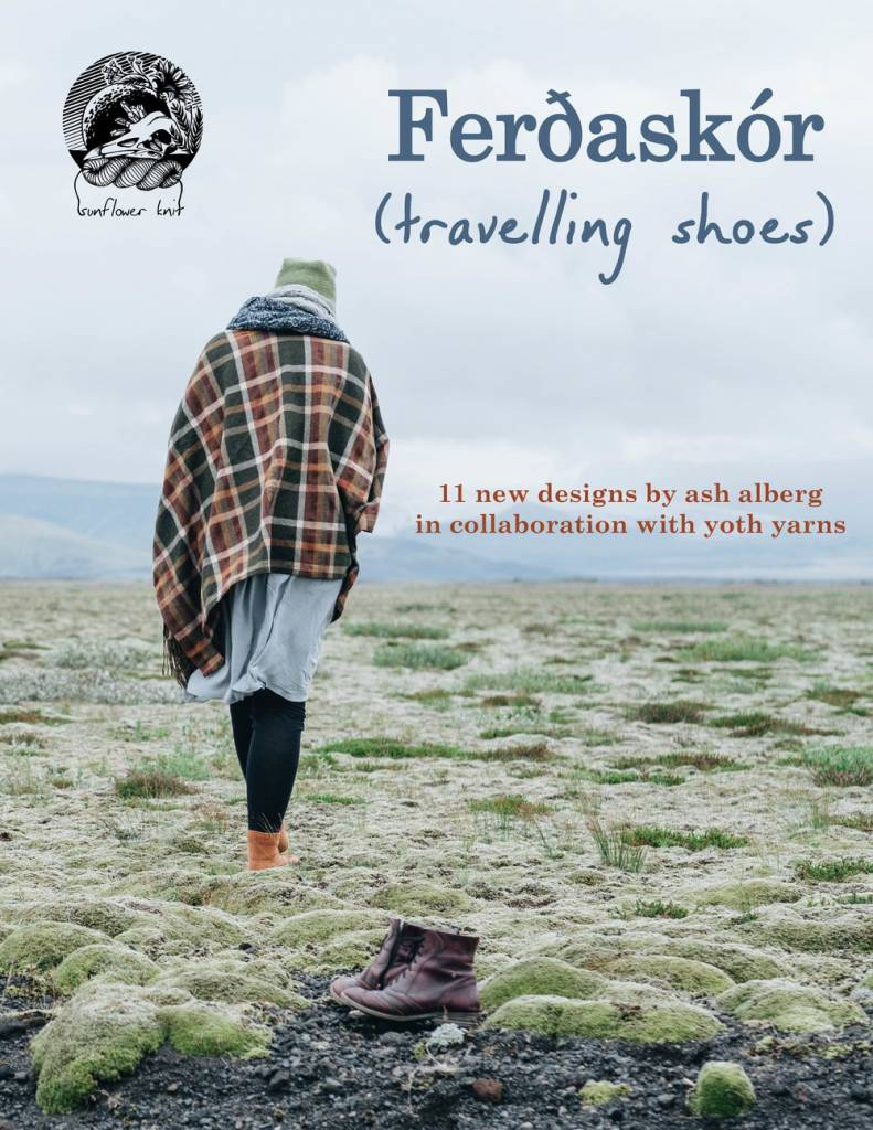 Ferdaskor (Travelling Shoes) by Ash Alberg