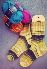 Baaad Anna's Yarn Store Beginner Sock Knitting Class