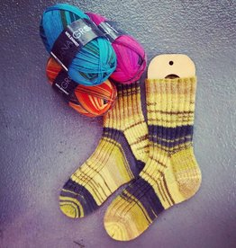 Baaad Anna's Yarn Store Beginner Sock Knitting Class