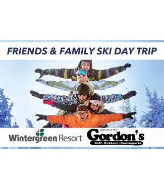 Ski Day Trip 2019 - Sat, Feb 16th