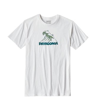 Patagonia Snow Surf Cotton/Poly T-Shirt