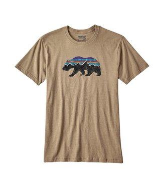 Patagonia Fitz Roy Bear Cotton/Poly T-Shirt