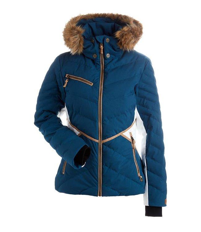 Nils Anna Faux Fur W's Jacket- Raccoon