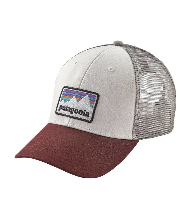 Patagonia Shop Sticker Patch Lopro Trucker