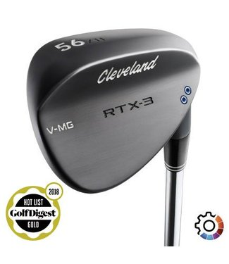 Cleveland RTX-3 Blade Satin Wedge