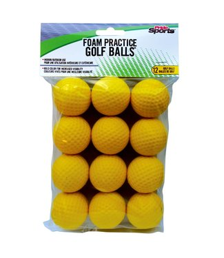 Pride Sports Foam Practice Golf Balls