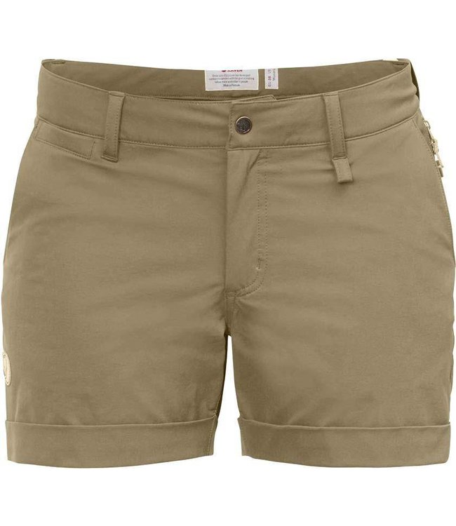 Fjallraven W's Abisko Stretch Shorts