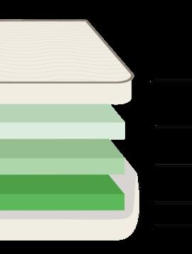 "iOganic organic 10"" mattress"