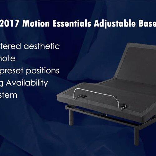 Serta Motion Essential III Adjustable Base