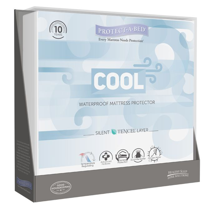 PROTECT-A-BED THERM-A-SLEEP COOL