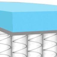 Hybrid Innerspring & Memory Foam